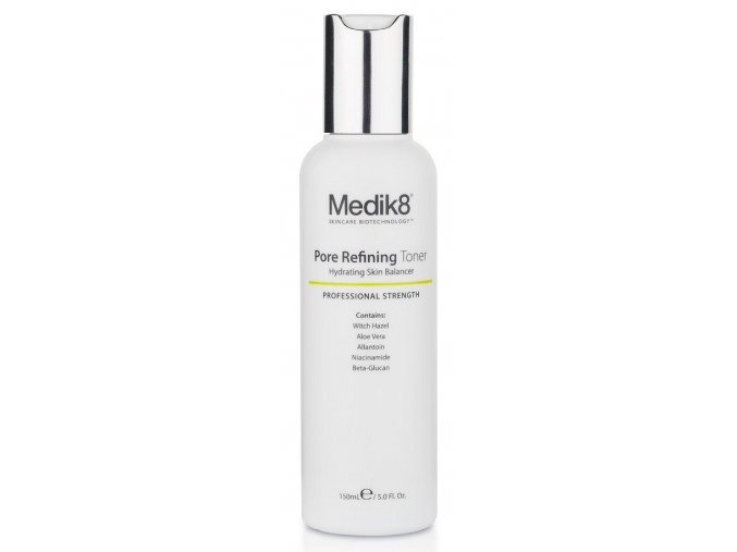 Medik8 PORE REFINING TONER (150 ml) Komplexné tonikum