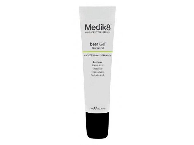 Medik8 BETAGEL (15 ml) Proti akné, vylepšené zloženie
