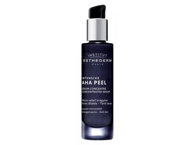 Institut Esthederm INTENSIVE AHA PEEL CONCENTRATED SERUM (30 ml) Koncentrované sérum AHA 12% 30+ obr.2