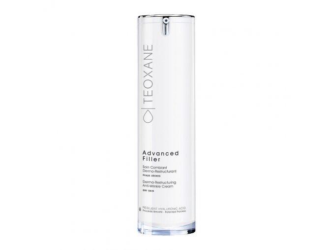 Teoxane ADVANCED FILLER (50 ml) Spevňujúci krém proti vráskam pre suchú pokožku