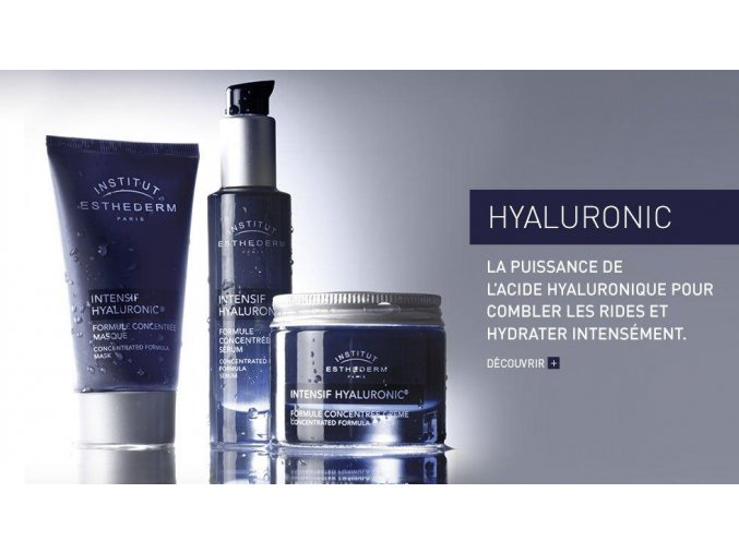 Institut Esthederm INTENSIVE HYALURONIC® SÉRUM (30 ml) Vysoko koncentrované sérum obsahujúce 50% kyseliny hyalurónovej