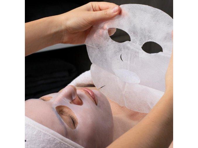 Medik8 ULTIMATE RECOVERY BIO-CELLULOSE ZINC MASK (6 ks) Pleťová maska