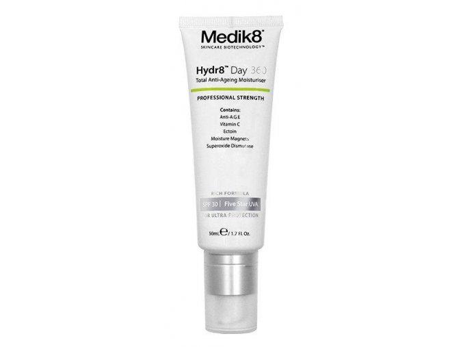 Medik8 HYDR8™ DAY 360 SPF 30 Revitalizačný denný krém
