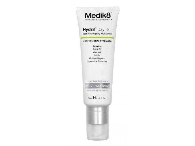 Medik8 HYDR8™ DAY 360 SPF 15 (50 ml) Revitalizačný denný krém
